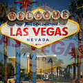 Welcome To Vegas Xiii by Ricky Barnard