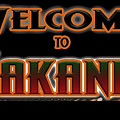 Welcome To Wakanda by Ion