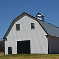 Well Preserved Barn by William Tasker