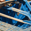 Well Used Fishing Boat by Lindley Johnson