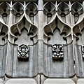Wellesley College Tower Court Detail by Modern Art