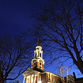 Wellesley Congregational Church by Juergen Roth