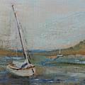 Wellfleet Beached by Michael Helfen