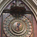 Wells Cathedral Astronomical Clock by Lauri Novak