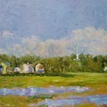 Wells  Maine by Elaine Bigelow