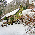 Welsh Cottage by Richard Outram
