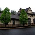 Wenonah- Borough Hall by Carol McGinn