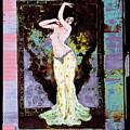 Wenzell Oriental Dancer by Robert G Kernodle