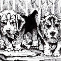Were Beagles 1 by Carrley Mason