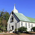 Wesley Oak United Methodist Church by Jennifer Robin