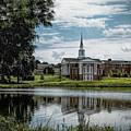 Wesleyan Chapel by Thomas Fields