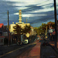 West Brighton - October by Sarah Yuster