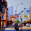 West Broadway by John Tartaglione