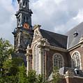 West Church Westerkerk by Yefim Bam
