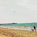 West Coast Fisherman by Steve Ohlsen