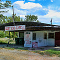 West End Cafe by Linda Phelps