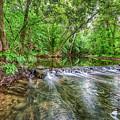 West Fork Rock Spillway by David Smith