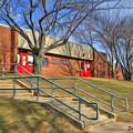 West Friendship Elementary School by Stephen Younts