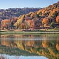 West Lake Winona With Woodlawn 2x3 by Kari Yearous