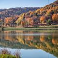 West Lake Winona With Woodlawn by Kari Yearous