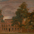 West Lodge East Bergholt by John Constable