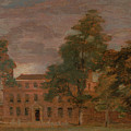 West Lodge by John Constable