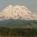 West Mt Rainier