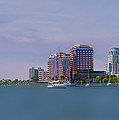West Palm Beach - Spring by Jody Lane