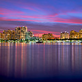 West Palm Sunset by Jody Lane