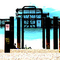 West Pier Graphic by Chris Lord