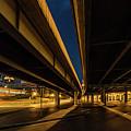 West River Road by Randy Scherkenbach