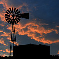West Texas Cattle Tank by Jerry McElroy