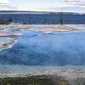 West Thumb Geyser Basin Yellowstone National Park by NaturesPix