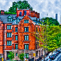 West Village By The High Line by Randy Aveille