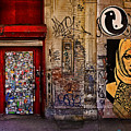 West Village Wall Nyc by Chris Lord