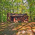 West Virginia Cabin by Steve Harrington