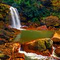 West Virginia Falls by Steven Maxx