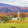 West Virginia Farm by Ola Allen
