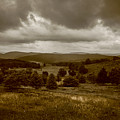West Virginia Overcast by Terry Baldridge