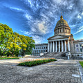 West Virginia State Capitol Building No. 2 by Greg Hager