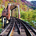 West Virginia Trestle by Marcia Colelli