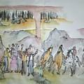 Western Art My Way.album  by Debbi Saccomanno Chan