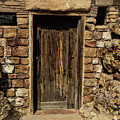 Western Door by Richard Cronberg