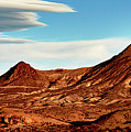 Western Mountain Scene by Stanton Tubb