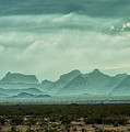 Western Mountains by Stanton Tubb