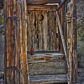 Western Outhouse by Susan Candelario