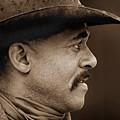 Western Profile by Nick Sokoloff
