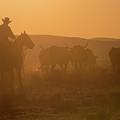 Western Roundup Number 1 by Steve Gadomski