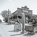 Western Saloon by Darrell Foster