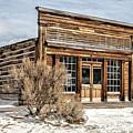 Western Saloon by Scott Read